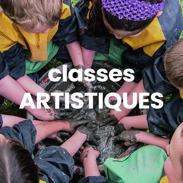 Classes Artistiques
