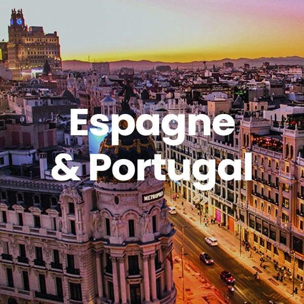 Miniature Séjour Voyages Scolaires Educatifs Séjours Espagne & Portugal