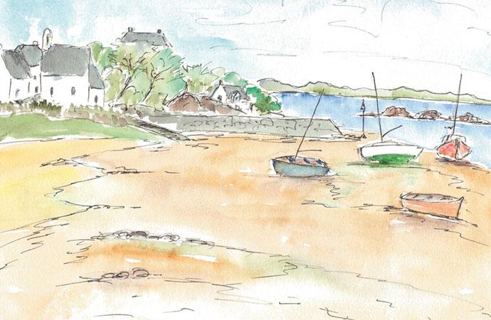 Image peinture-gauguin Sur les traces de Gauguin Classe de découverte Côté Découvertes