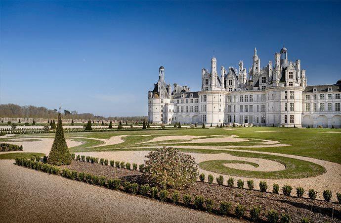 Image chateau-chambord Classe de découverte Côté Découvertes