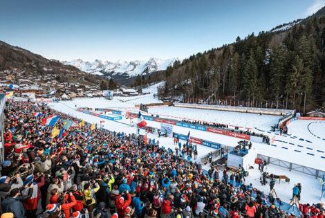 Image coupe-du-monde-biathlon Classes évènements Classe de découverte Côté Découvertes