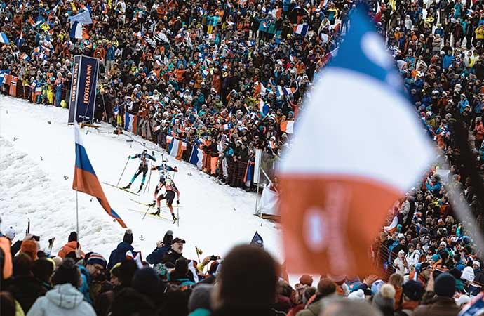 Image biathlon-grand-bornand-coupe-du-monde classe de découverte Côté Découvertes