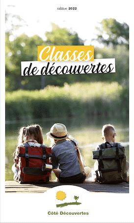 Image de couverture - Classes découverte 2022 - Cote découvertes